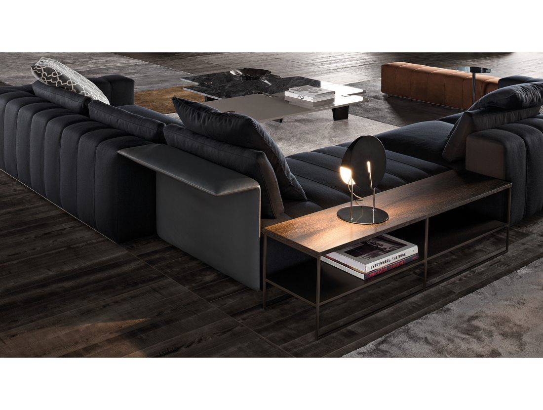 minotti freeman sofa luxery interior design sofa. Black Bedroom Furniture Sets. Home Design Ideas