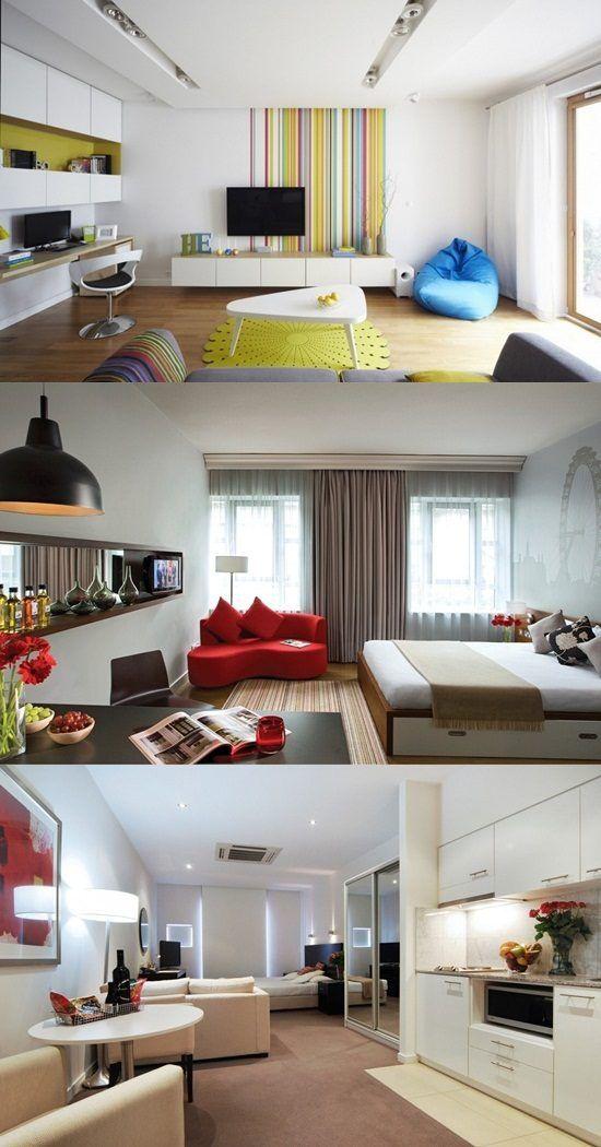 Amazing Designs For Your Single Room Apartment Apartment Decor Inspiration Apartment Decor Small Apartment Decorating
