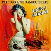 PAT TOOD BLOOD & TREASURE