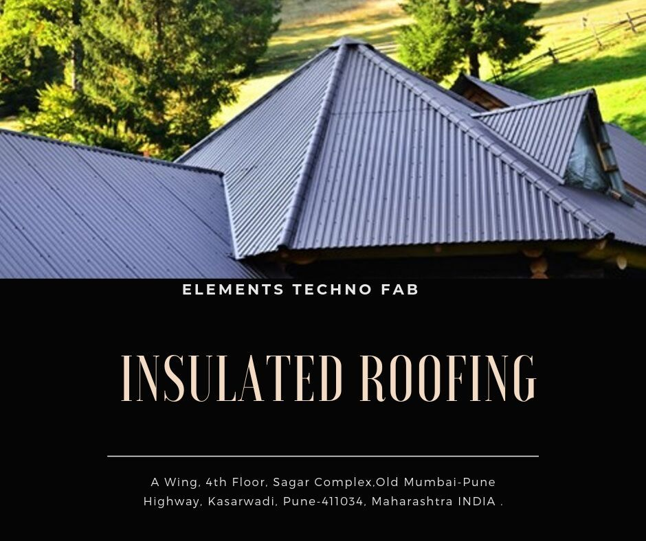 Insulated Roofing Manufacturer Panels Made By Us In The Market Are Known As One Of The Best The Roofs Of The Factory Are Used For The Purp Roofing Insulated