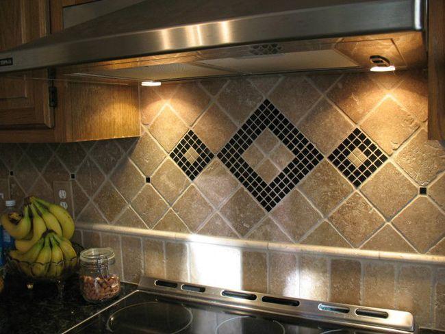 Backsplash Fliesen #Küchen | Fliesen küche, Küchenfliesen ...
