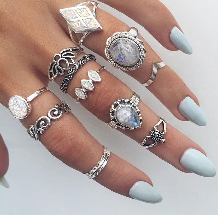 Pin by Liāna Lauva on Manicures   Pinterest   Ring and Make up