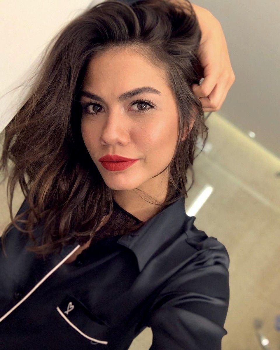 10 Beste türkische Schauspielerin-Frisuren  Trend Bob Frisuren
