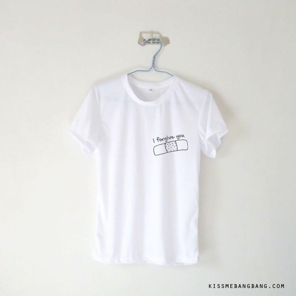 I Forgive You Bandage T-shirt