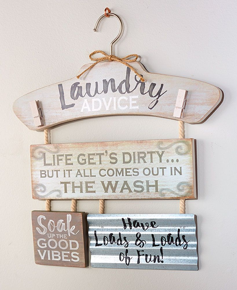 loads of fun laundry wall decor in 2020 laundry room on wall decor id=43663