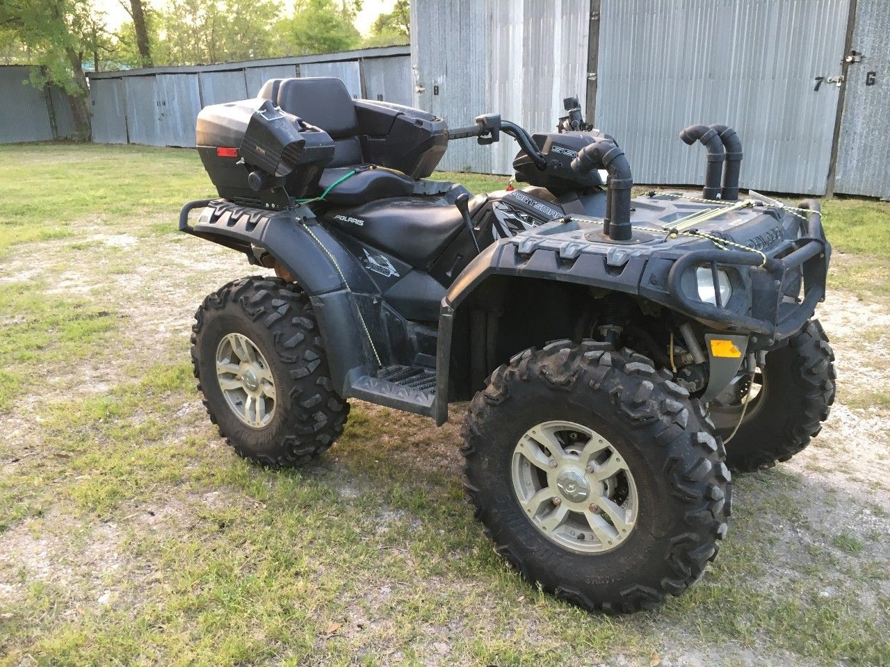 Used 2009 Polaris SPORTSMAN 550 EPS ATVs For Sale in Texas. 2009 ...