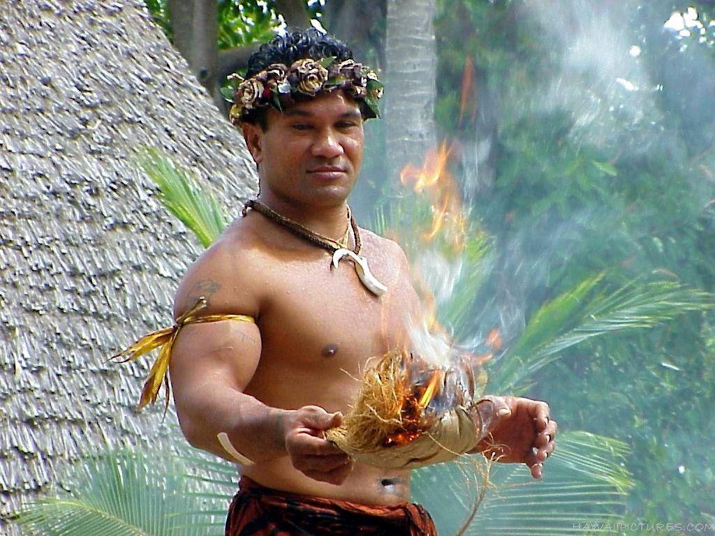 Картинки с гавайскими лицами