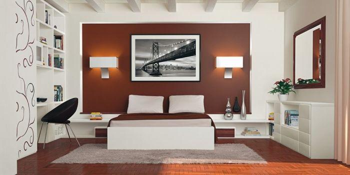 Decorar Paredes De Un Dormitorio Moderno Dormitorios Con Estilo Interiores De Casa Dormitorios Dormitorio Con Estilo