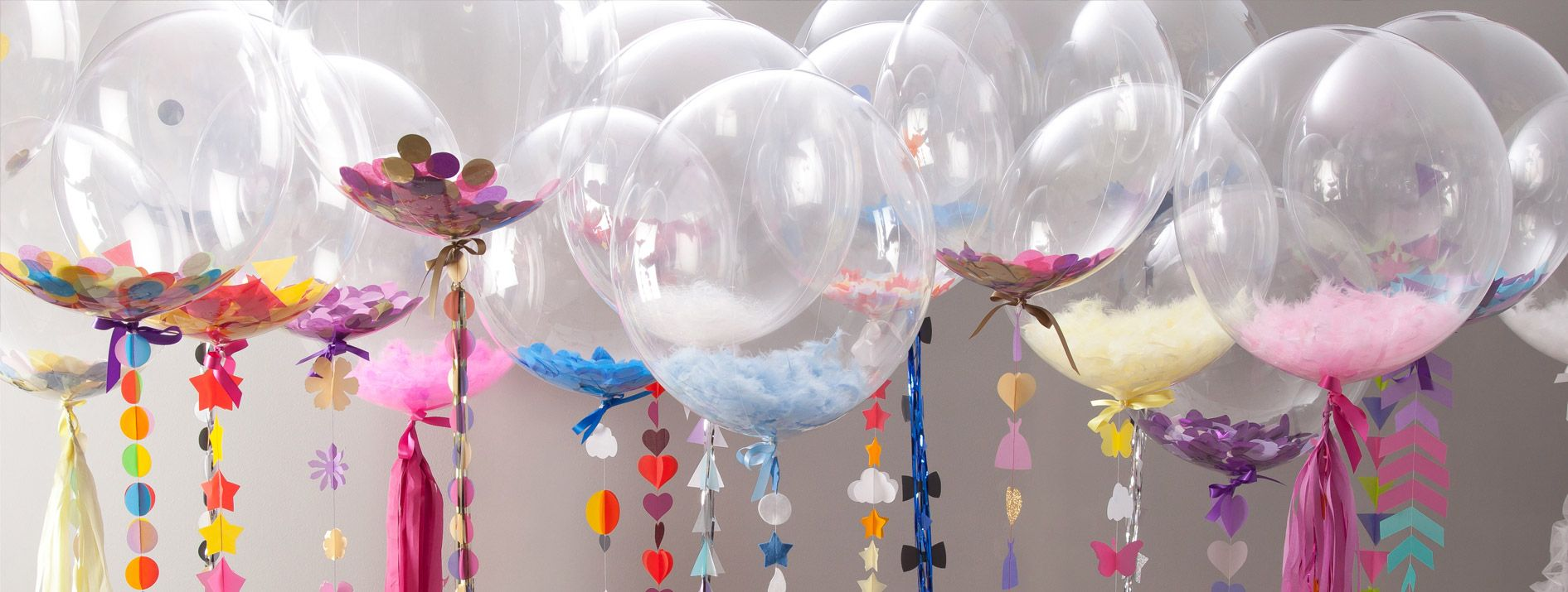 Helium Balloons Delivered Next Day