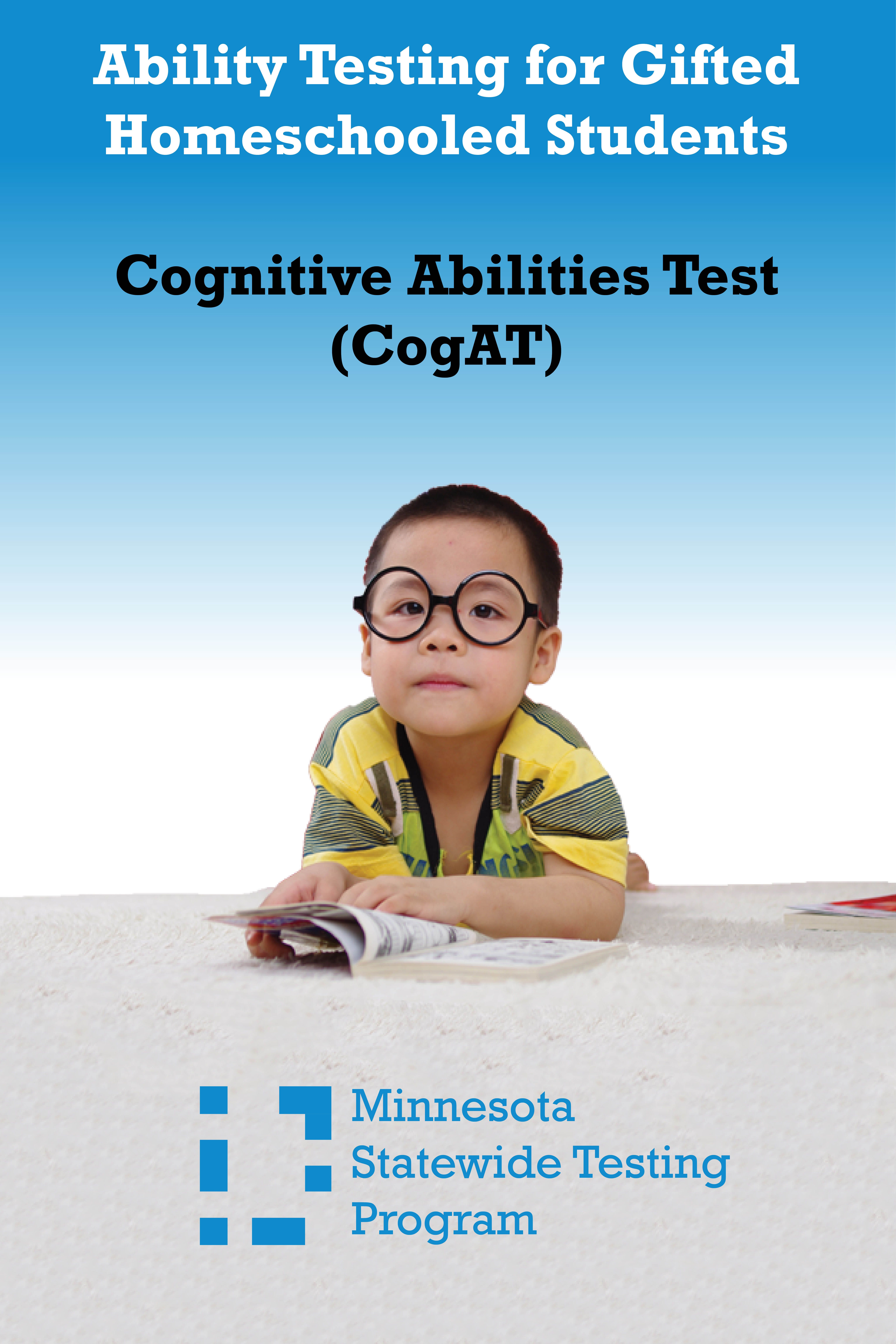 Cogat Test For Gifted Students See Our Order Forms More Information On Standardized Testing In Minnesota