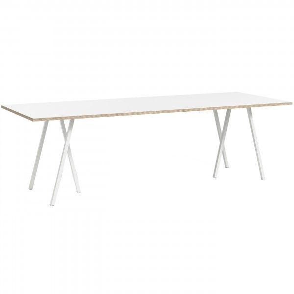 Hay Loop Stand Table Tafel Wit | FLINDERS Verzendt Gratis