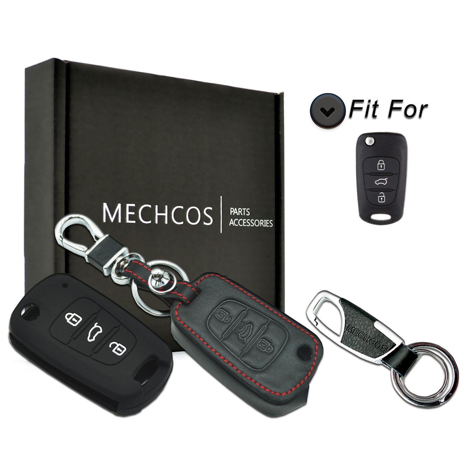 Mechcos Compatible With Fit For Kia Sportage Optima Rio Soul 3