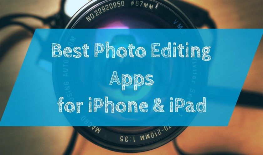 ios apps for photography Good photo editing apps, Photo