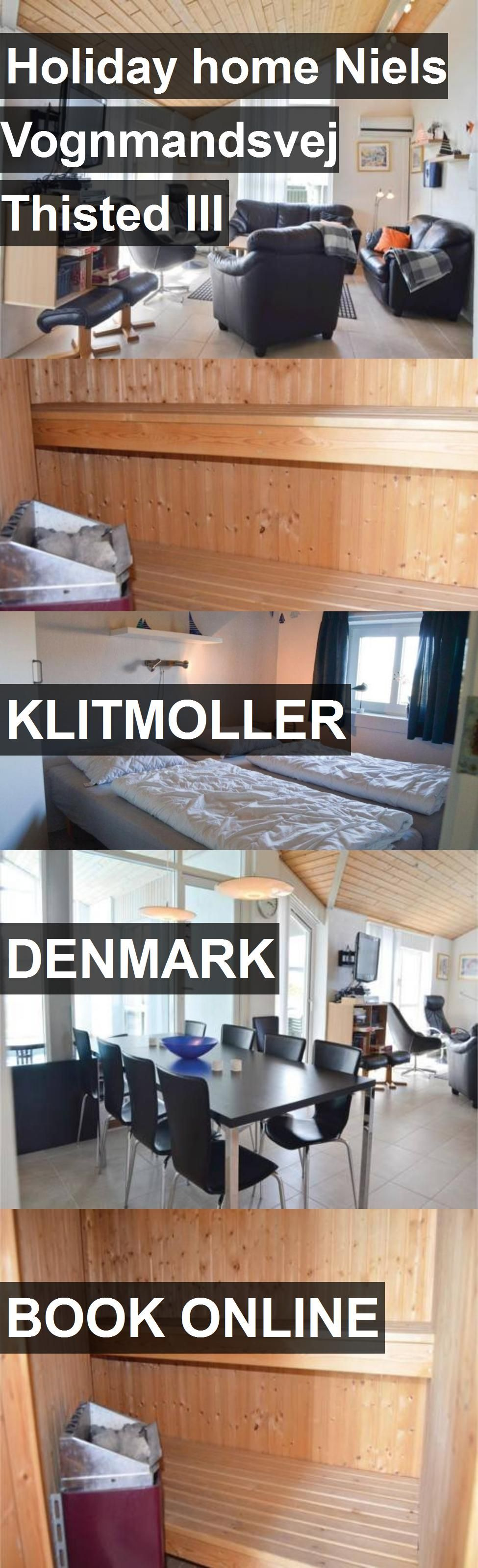 Hotel Holiday home Niels Vognmandsvej Thisted III in Klitmoller, Denmark. For more information, photos, reviews and best prices please follow the link. #Denmark #Klitmoller #HolidayhomeNielsVognmandsvejThistedIII #hotel #travel #vacation