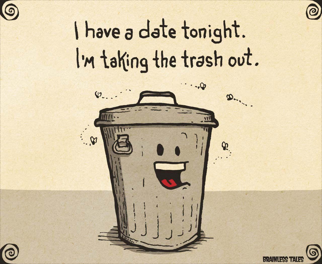 Date Night #Pun | Brainless Tales #visual_puns | Puns ...