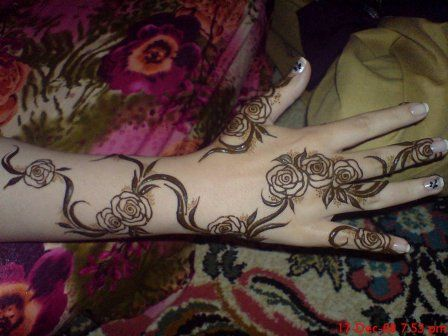 Henna Or Mehndi : Henna or mehndi is also known worldwide for its medicinal