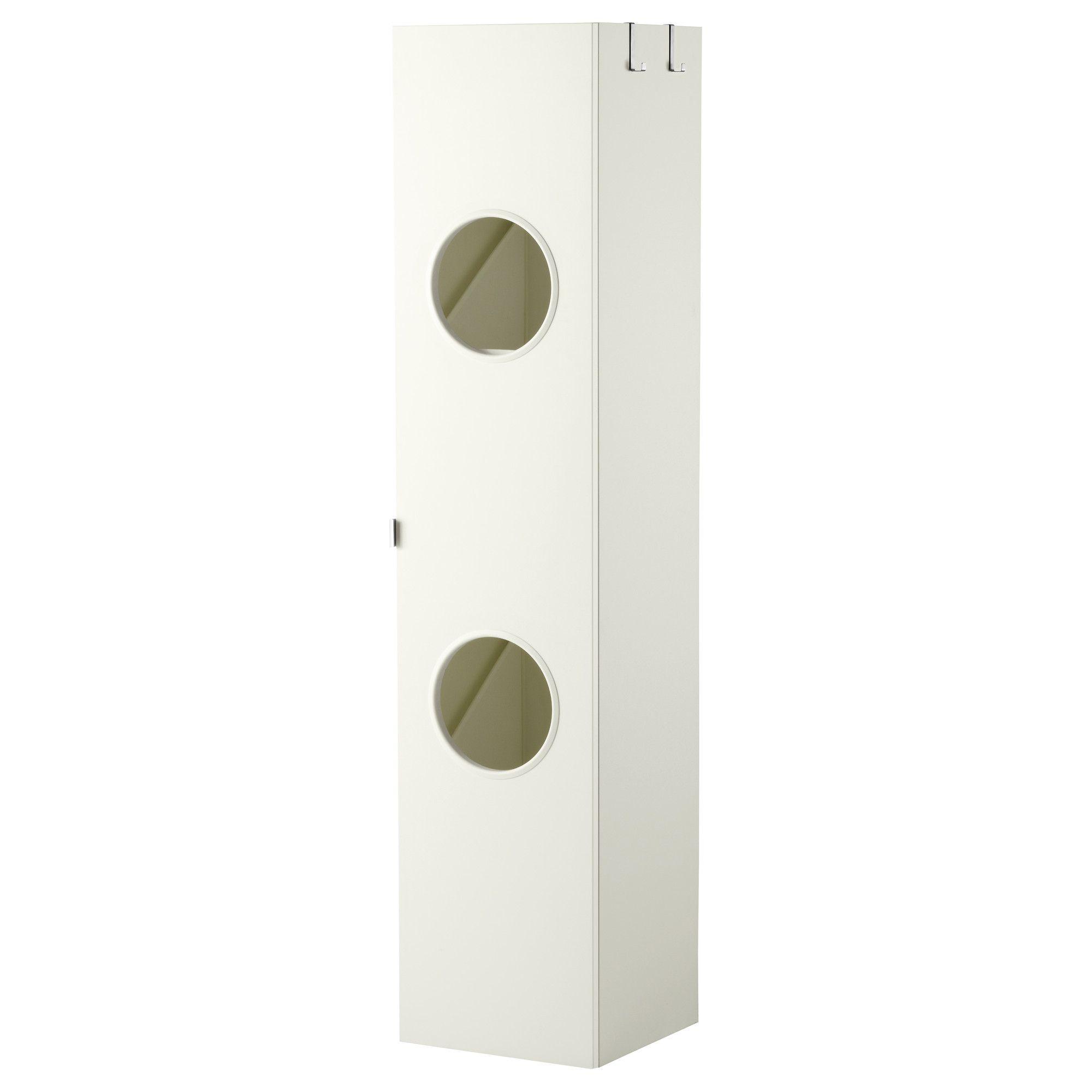 LILLNGEN Armario para colada Blanco 40 x 38 x 179 cm