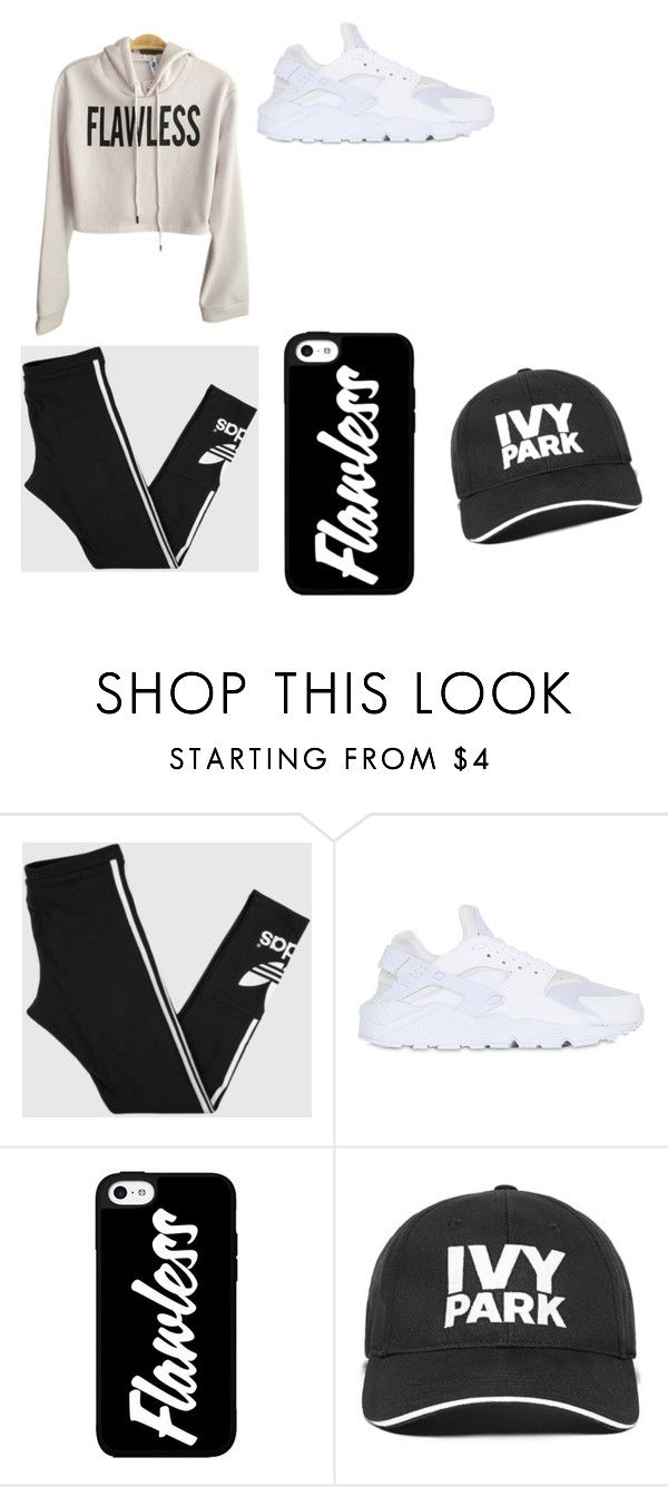 Untitled 9 Black White Leggings Winter Outfits Ivy Park