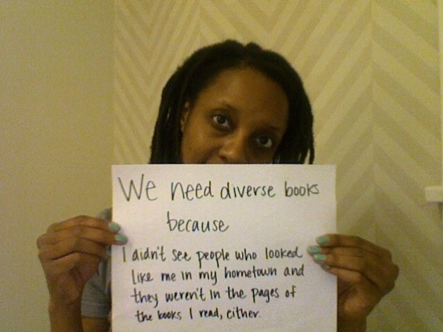Weneeddiversebooks Because I Didnt See People Who Looked Like Me In