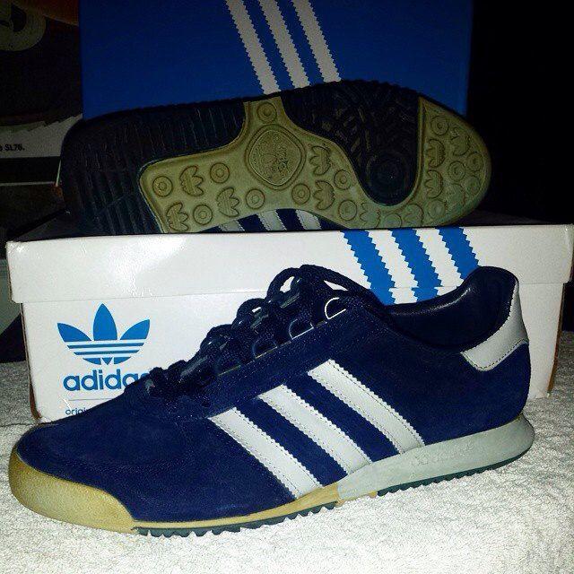 56915ee8a3a8 Adidas Napoli. Release  1983. Made in Austria.  adiporn  adidasvintage   adidasoriginals  adidasnapoli