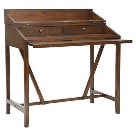 Borders Writing Desk | Joss & Main