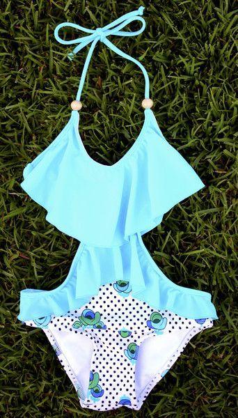 Ist das nicht der süßeste Baby-Badeanzug?   - Little Girls - #BabyBadeanzug #das #der #Girls #ist #n...