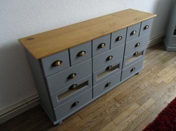 r novation d 39 une commode d 39 apothicaire diy meuble r novation commode modernisation deco. Black Bedroom Furniture Sets. Home Design Ideas