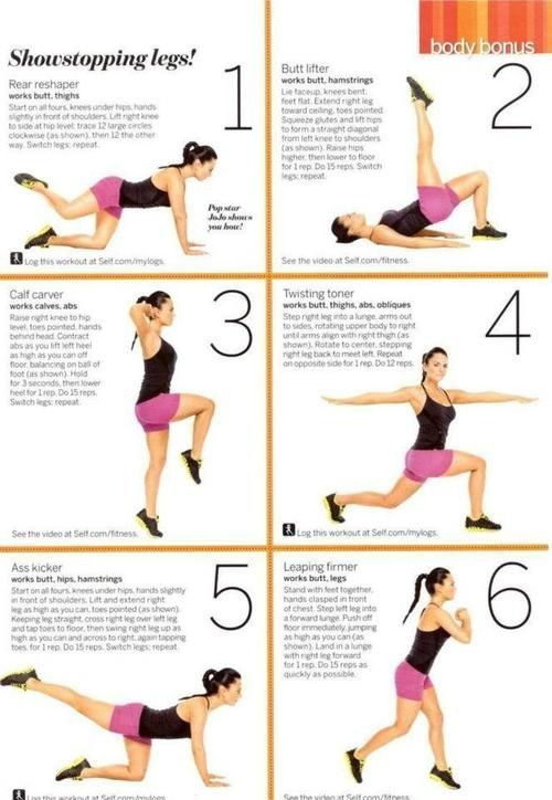 inner thigh exercises - Google Search