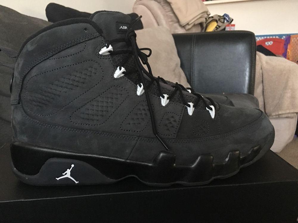 limité dernières collections Air Jordan 9 Anthracite D'achat Ebay images  footlocker sortie sortie en