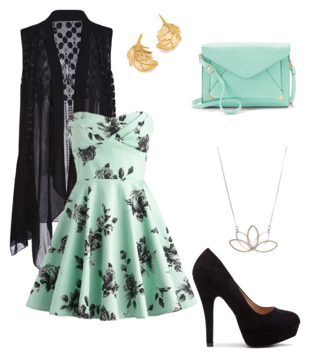"""""""#10"""" by danip2 ❤ liked on Polyvore featuring Apt. 9, Nashelle and Alex Monroe"""