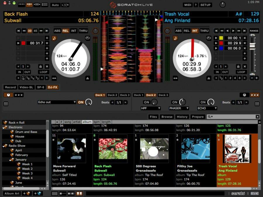 numark dj software free download for mac