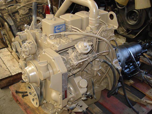 Cummins 4bt Turbodiesel Engine For Jeep Cj7 Jeep Cj Jeep Cj7