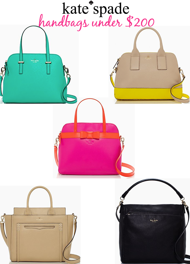 Kate Spade Handbags Under 200 Thesouthernthing 2017