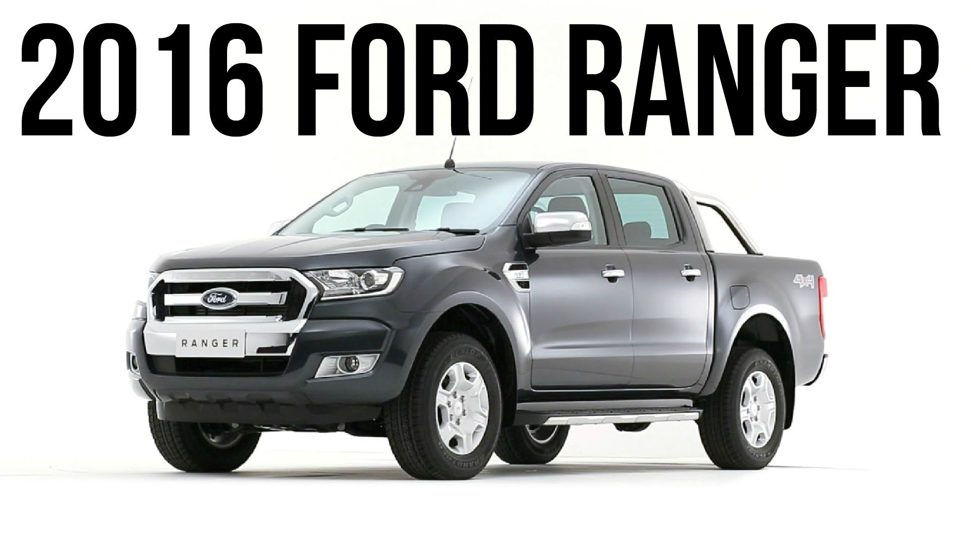 2016 ford ranger interior and exterior