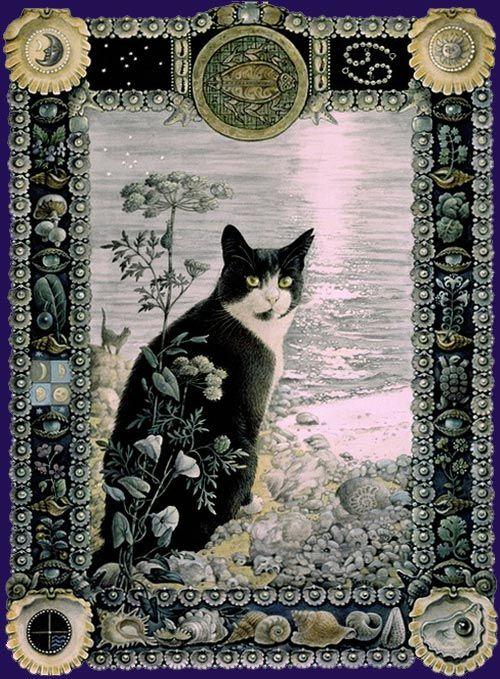 Сказочные кошки Leslie Anne Ivory(Лесли Энн Ивори