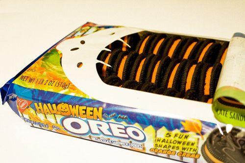 Halloween Oreos halloween oreos halloween pictures happy halloween halloween ideas halloween oreos