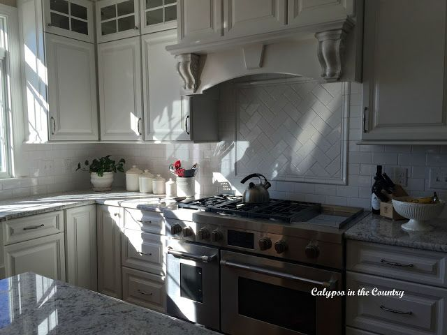 My New White Kitchen Reveal and Links to All the ...