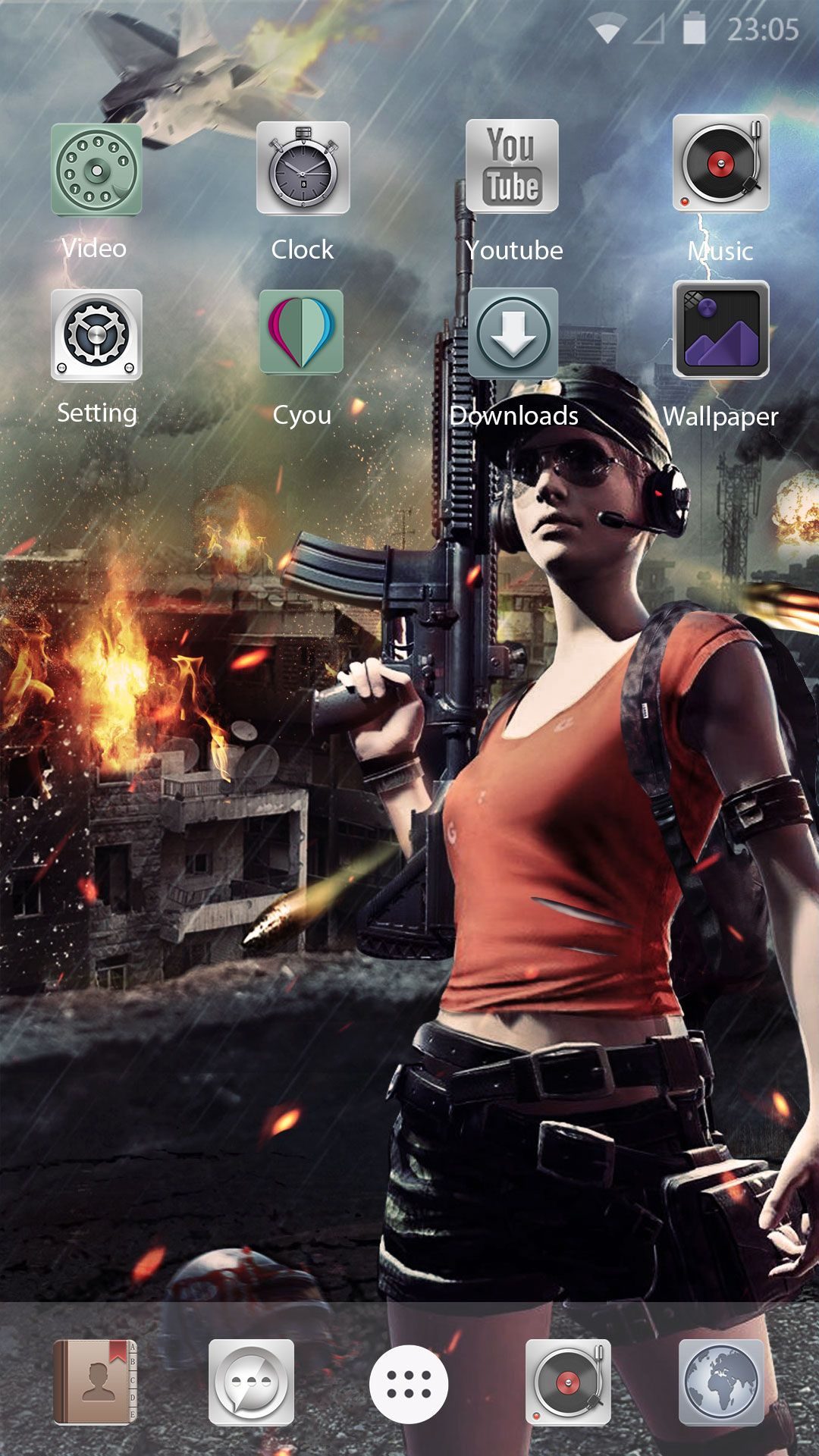 Pubg Mobile Theme Personal Theme Best Android Theme