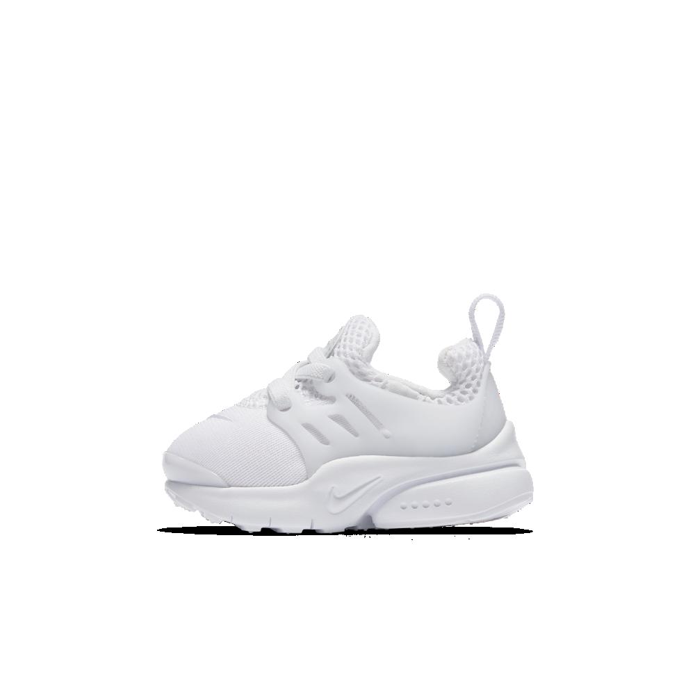 53c79494b950 Nike Little Presto Infant Toddler Shoe Size 7C (White)