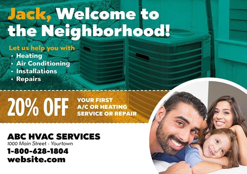 Hvac Flyer Templates Free 24 Brilliant Hvac Advertising