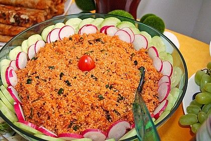 Photo of Ensalada de Bulgur (Kisir) de Isnogud12 | cocinero