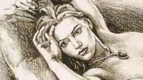 Billedresultat for tegninger af mennesker der kysser
