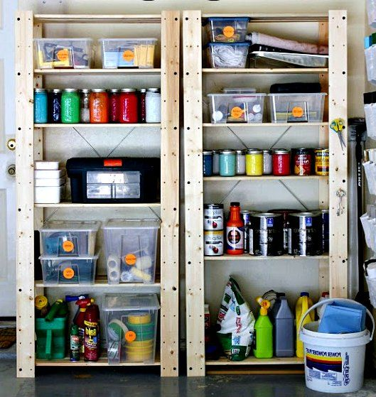 Garage Improvement Ideas: Organize Smart #tips #tricks #garage #organization