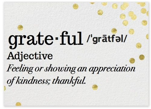 I Am So Grateful For My Life And All Of The Awesome People Who Are In