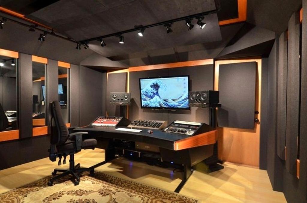 Home Music Studio Design Ideas In 2020 Recording Studio Design