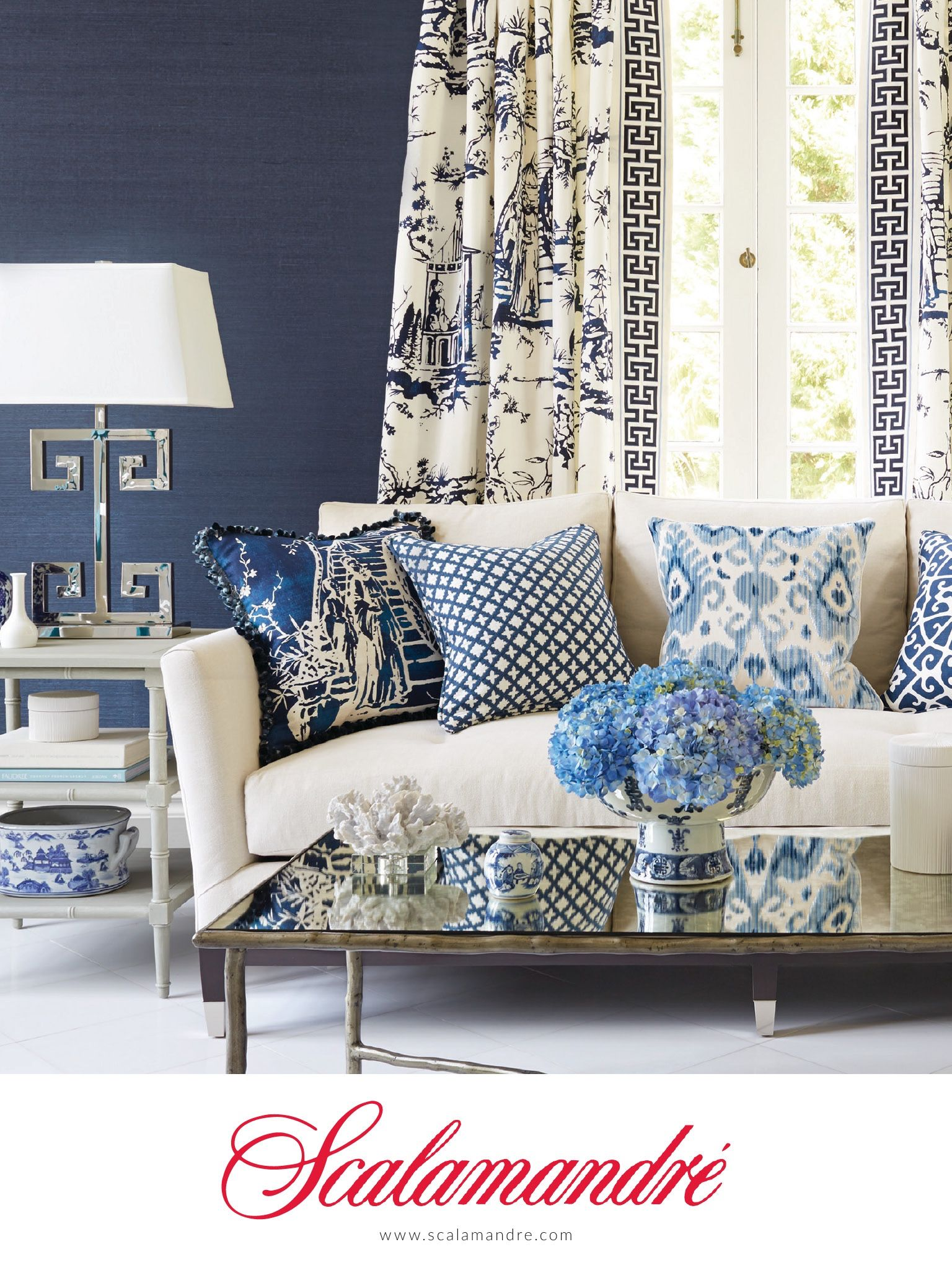 I saw this in the October 2015 issue of @HouseBeautiful.   http://bit.ly/1ySrLfl