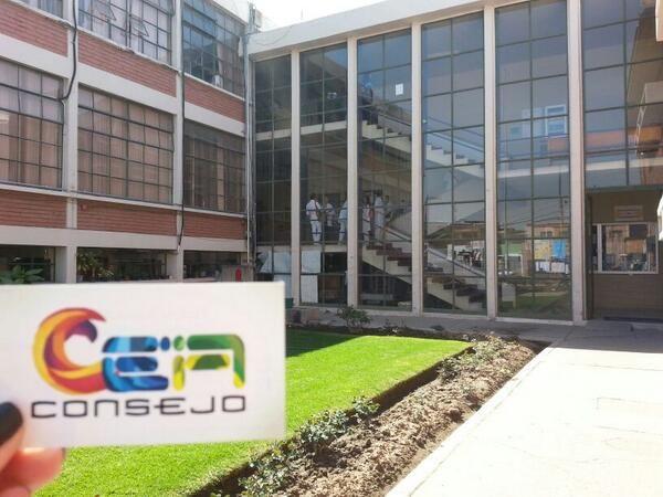 Visitando la universidad de Gto facultad medicina http://www.consejocea.com