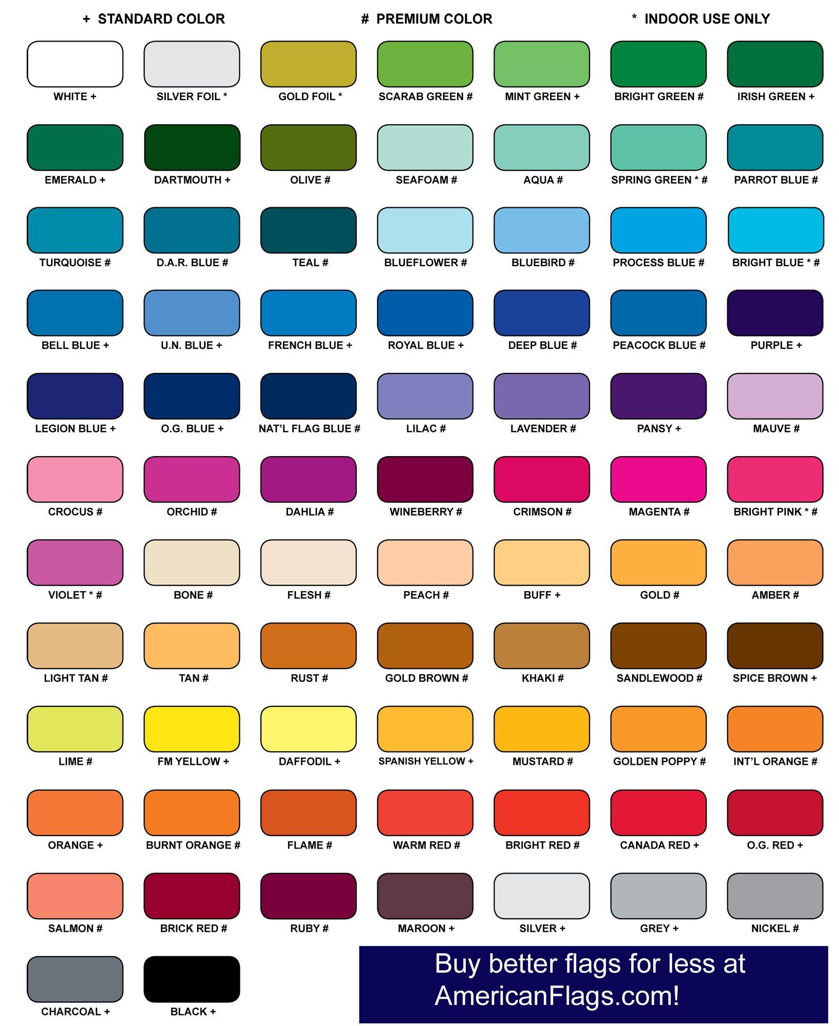 S Search Q Color Scale