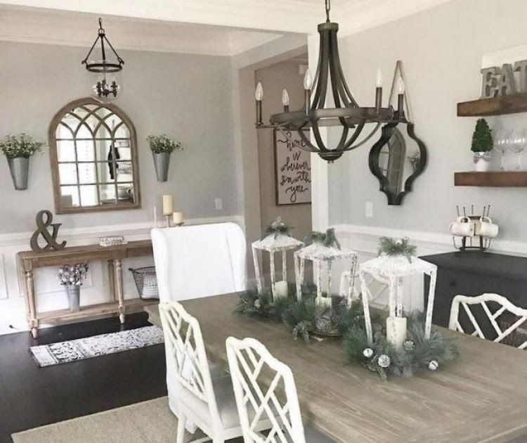 39 Popular Rustic Farmhouse Style Ideas For Dining Room Low Table Lamp Lighting Farmhouse Dining Room Farmhouse Dining Room Table Modern Farmhouse Dining Room