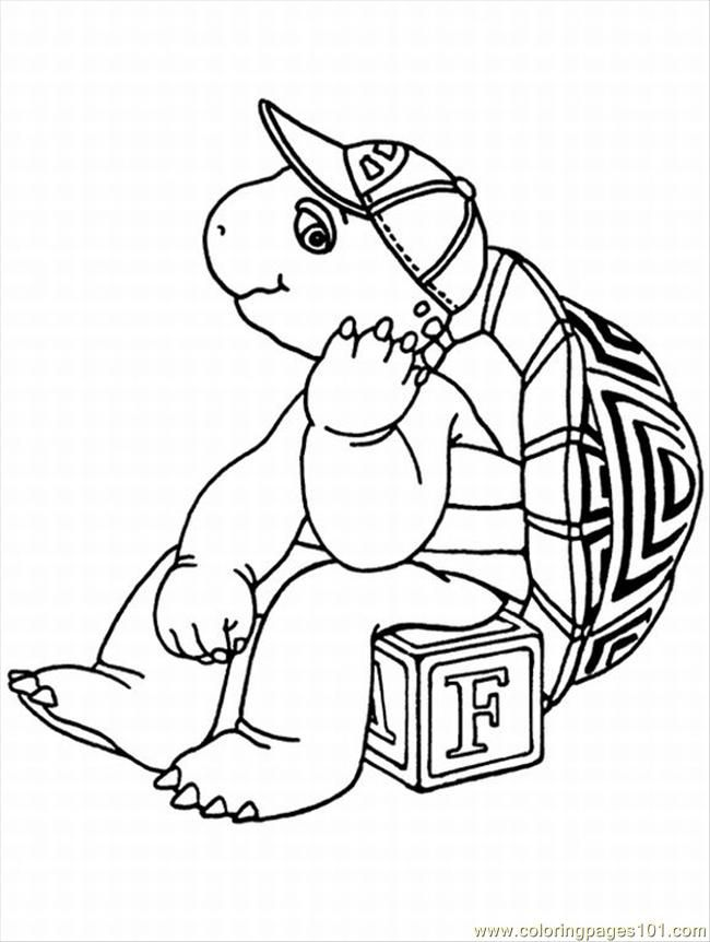 Gallery For Cute Ninja Turtles Coloring Pages